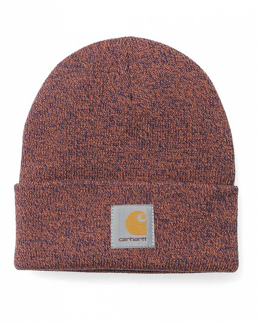 Шапка Carhartt Scott Watch Cap Blast Red отзывы