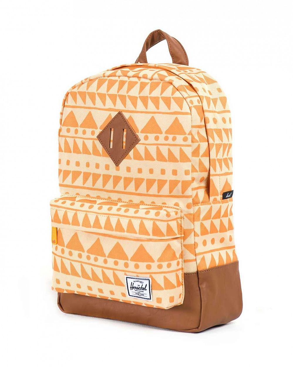 Рюкзак детский Herschel Heritage Kids Chevron Butterscotch отзывы