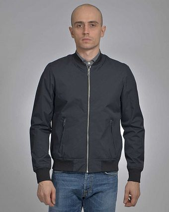 Бомбер мужской водоотталкивающий Loading Bomber Dark Navy