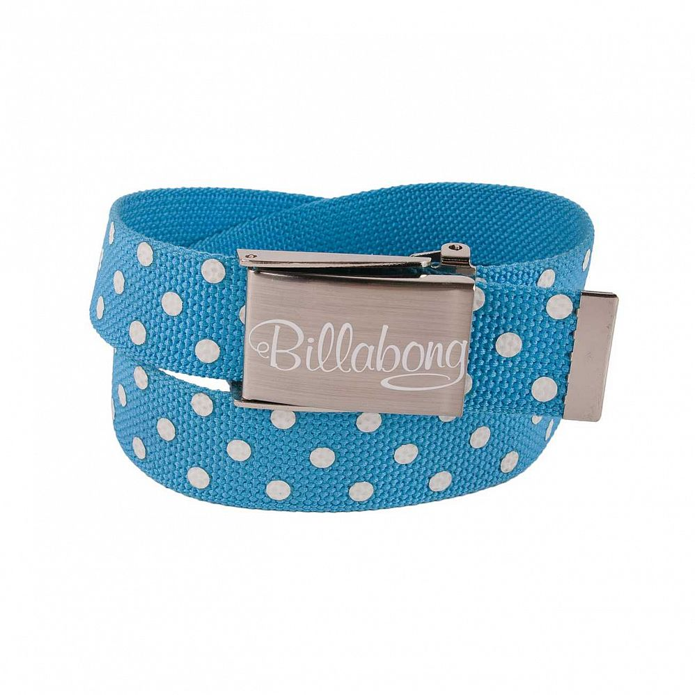 Ремни Billabong Spotty Reversible Web Belt Blue отзывы