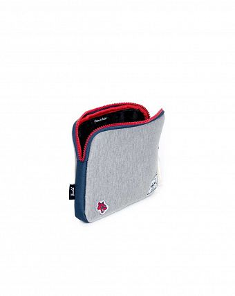 Чехол Herschel Anchor iPad Mini Hounds Home Navy Red