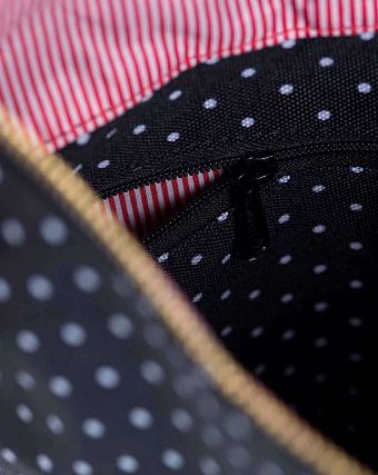 Клатч Herschel Carter Small Polka Dot Small