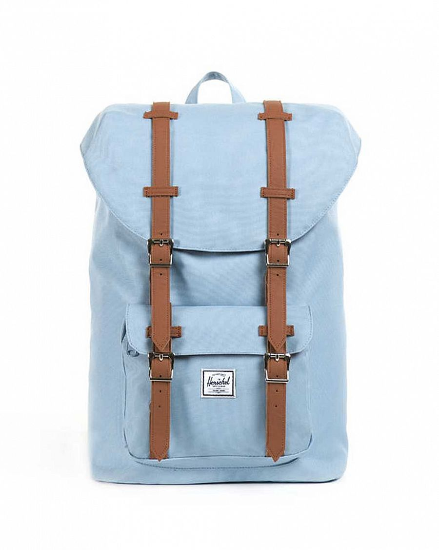 Рюкзак Herschel Little America Mid-Volume Steel Blue  (10020) отзывы