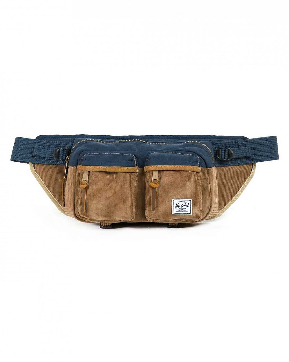 Сумка поясная Herschel Eighteen Navy Cord отзывы