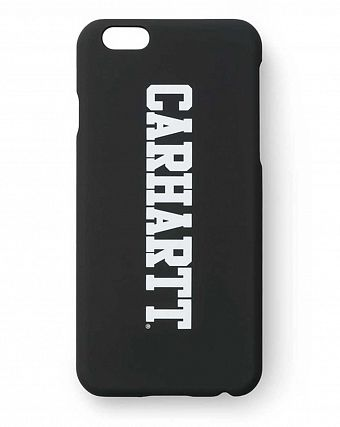 Чехол Carhartt College iPhone 6/6S Case black white