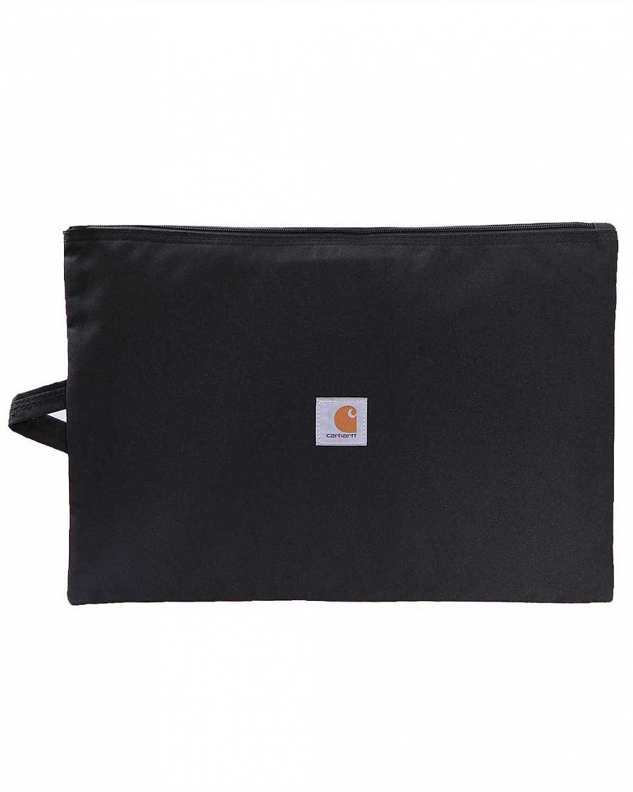 Клач-папка Carhartt USA Large Tool Pouch Black отзывы