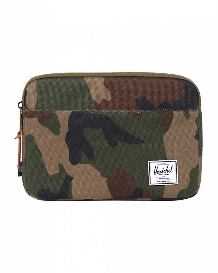 купить Чехол Herschel Anchor Sleeve для iPad Mini Woodland Camo в Москве