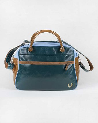 Сумка Fred Perry L1181 Classic Bag Petrol Blue