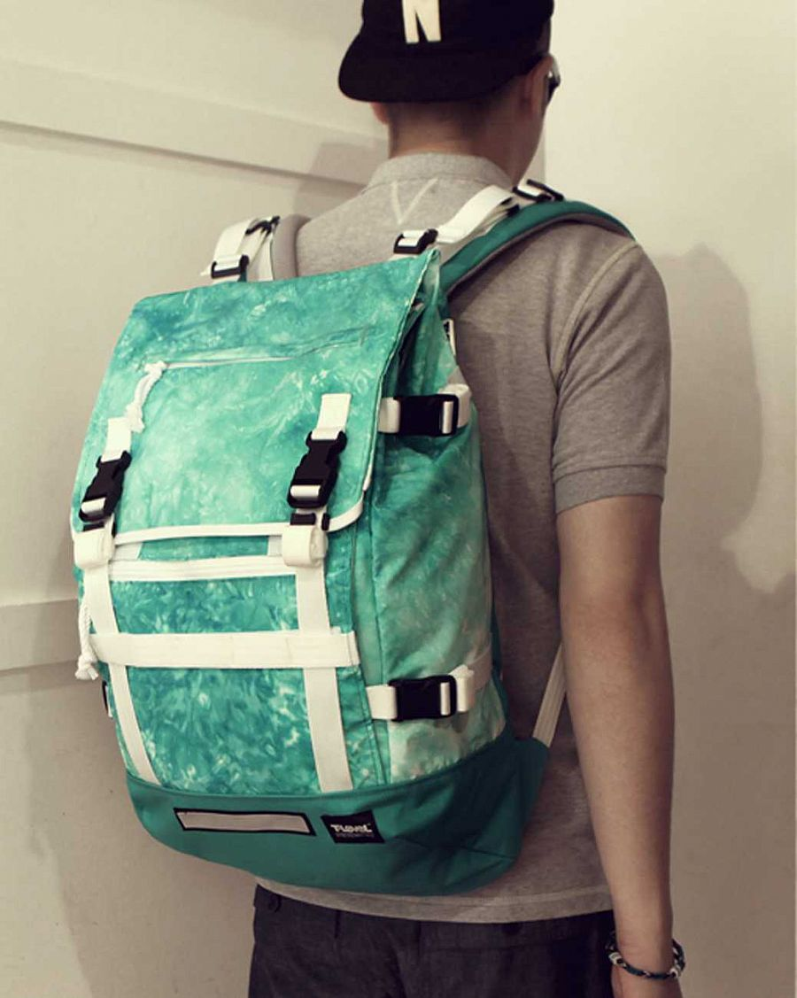 купить Рюкзак T Level Backpack Company Challenger 32L Backpack Cloudy Mint в Москве