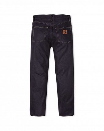 Джинсы Carhartt Klondike Pant Tracy Cotton Denim 12,75 Oz Blue Rigid
