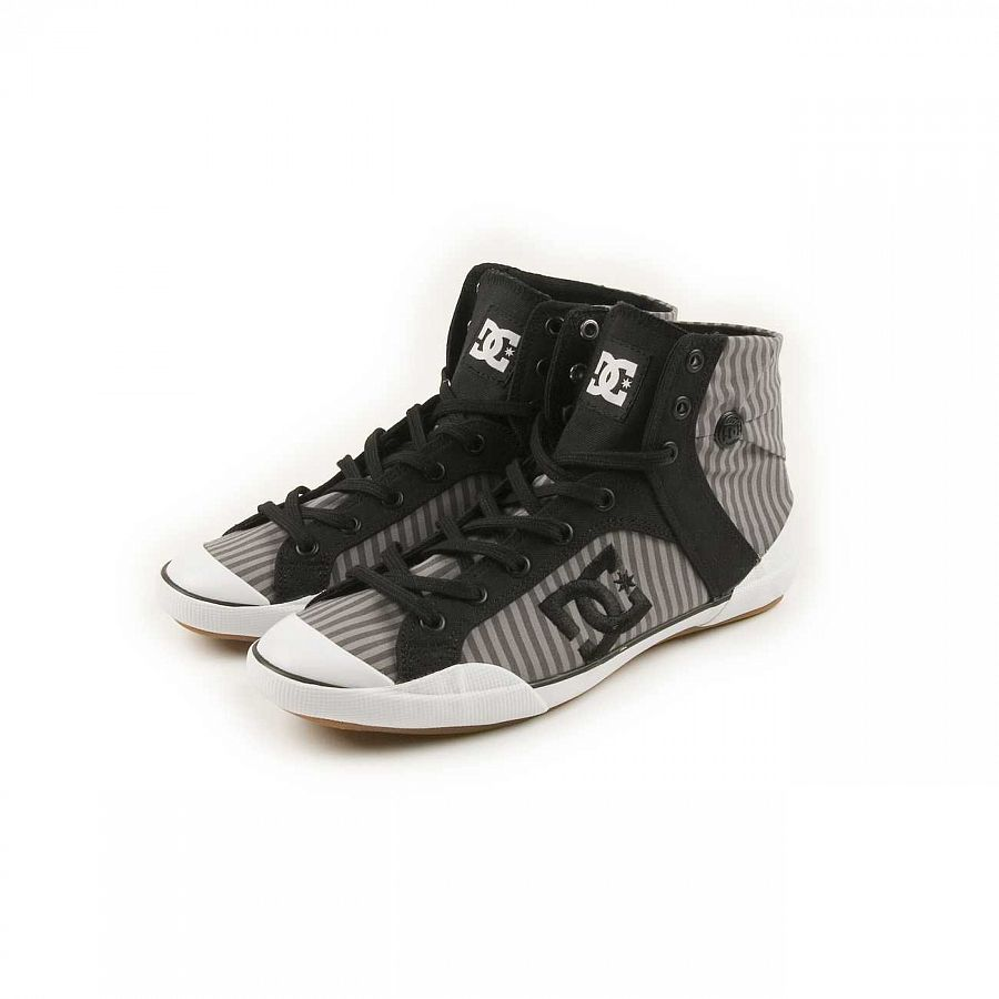 Кеды DC Shoes Chelsea Z HSE W'S Blk/stripe отзывы