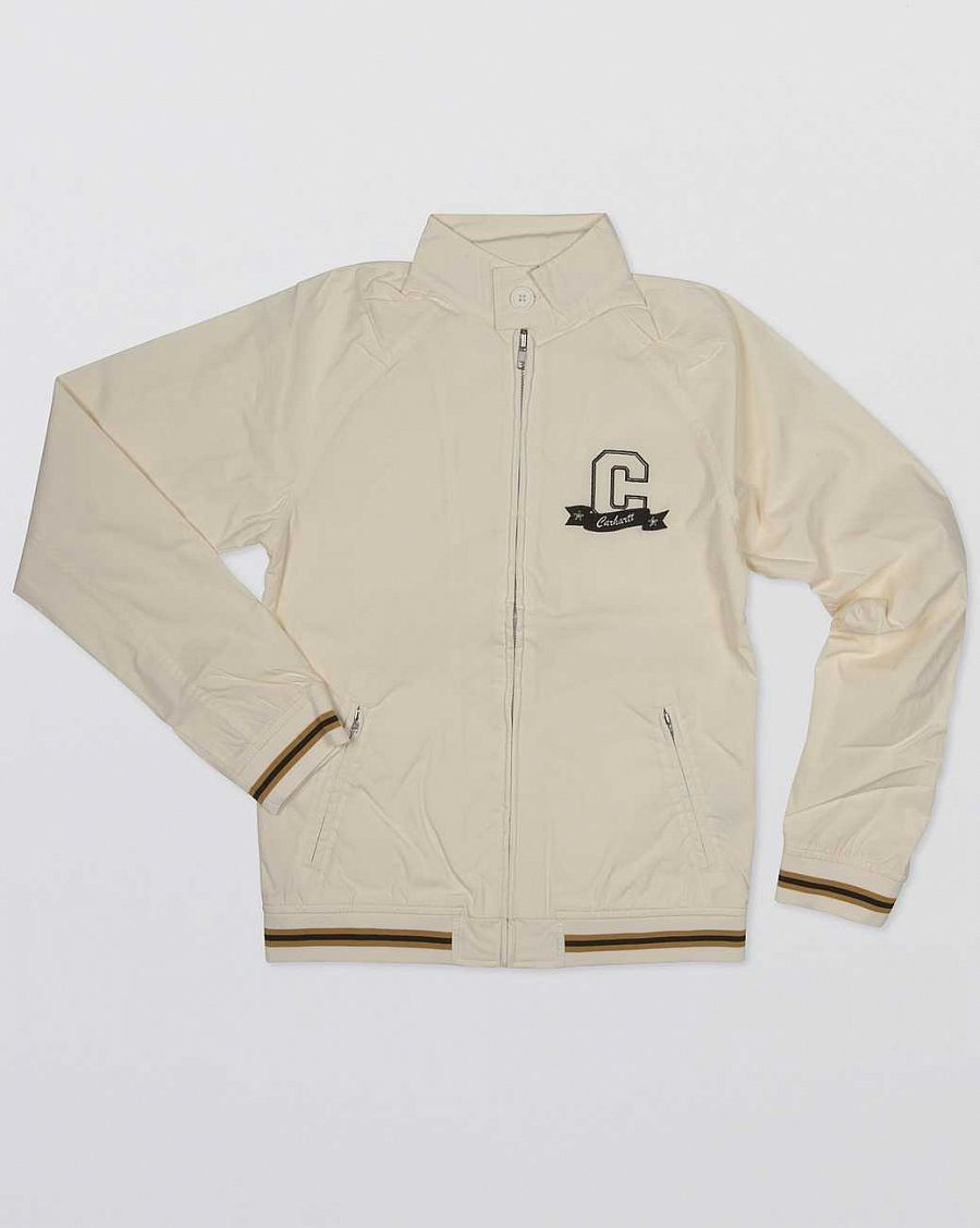 Куртка Carhartt Baker Bluason Jacket W'S Cream Grape/gold отзывы