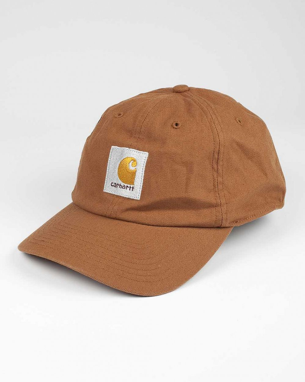 Бейсболка Carhartt A146 Cap Brown отзывы