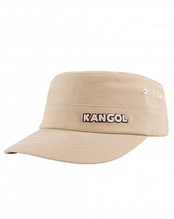 Кепка милитари 9720BC COTTON TWILL ARMY CAP Beige