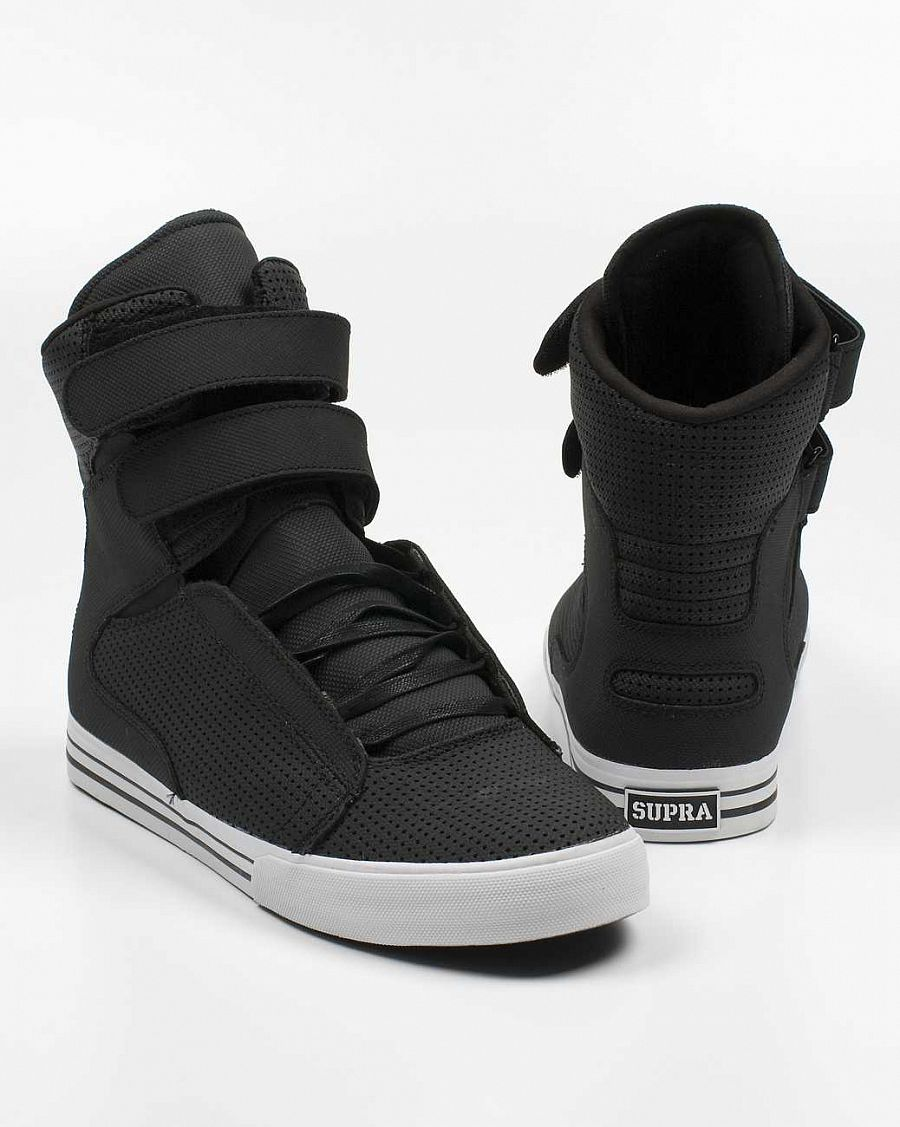 купить Кеды Supra Society Terry Kennedy Pro Model Tuf Black Perf в Москве