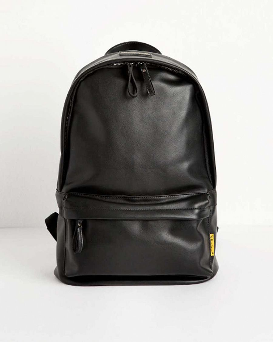 299b07a83ac1 Кожаный городской рюкзак YellowStone Streetback Black купить с ...