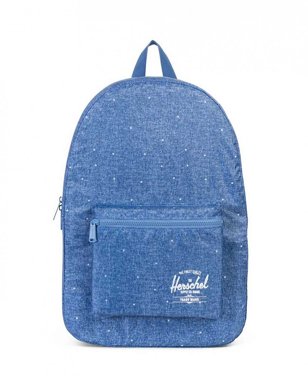Рюкзак складной Herschel Packable Daypack LIMOGES CROSSHATCH отзывы