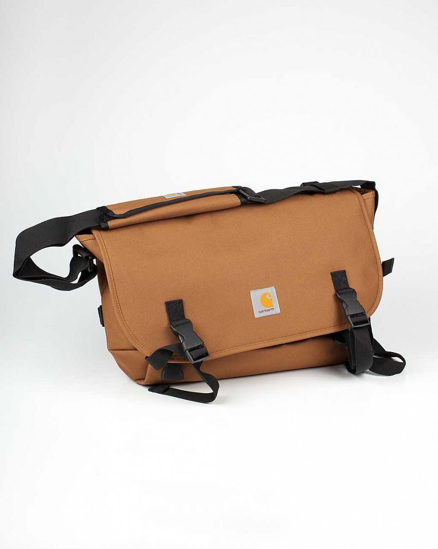 Сумка Сarhartt Herald Bag Brown отзывы