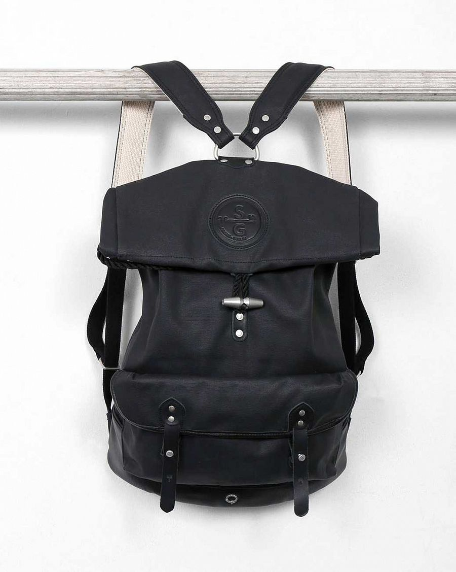 7eb133e17a94 Городской рюкзак Stighlorgan Reilly Canvas Black