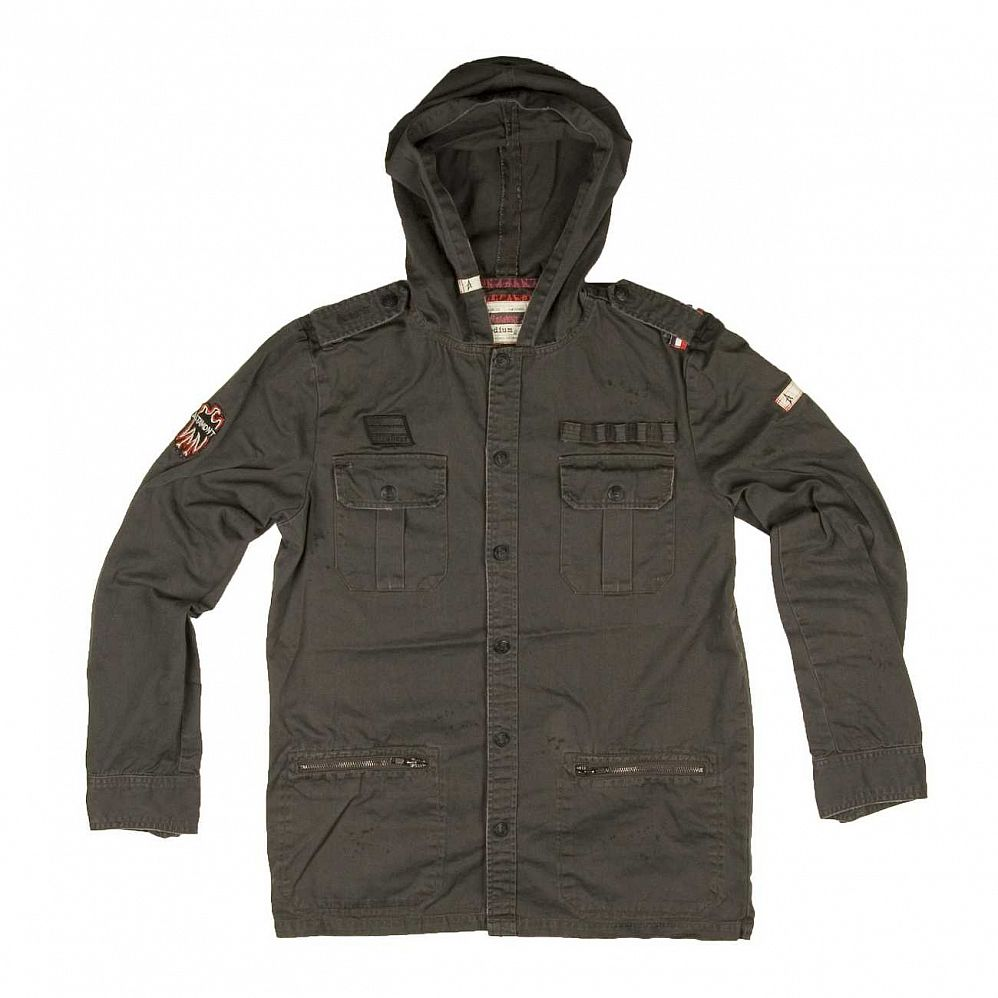 Куртка Altamont Safari II MNS Jacket Black отзывы