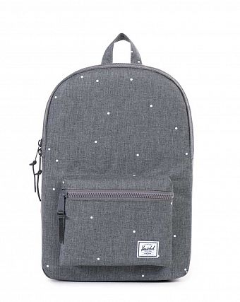 Рюкзак Herschel Settlement Mid-Volume Scattered Charcoal Rubber
