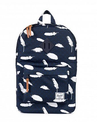Рюкзак Herschel Heritage Mid-Volume Feather Rubber