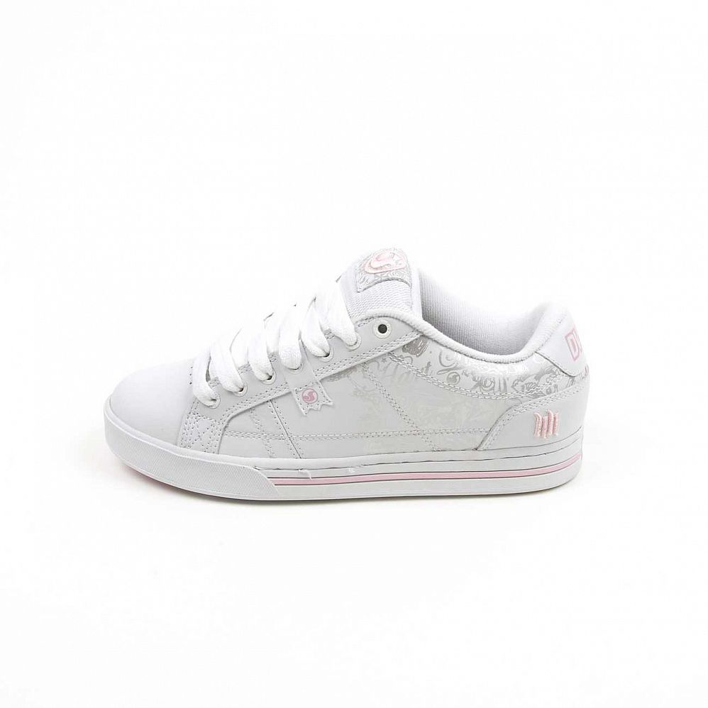 Женские кеды DVS Revival DVS Monument SP Hart White отзывы