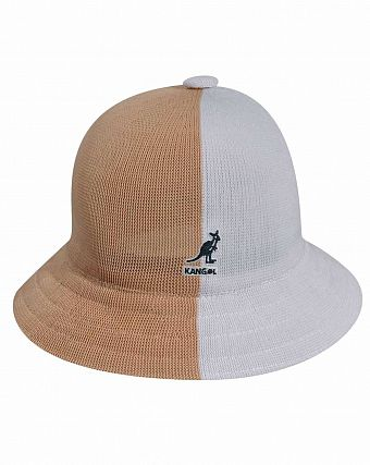 Панама Kangol Colour Block Casual White Nu