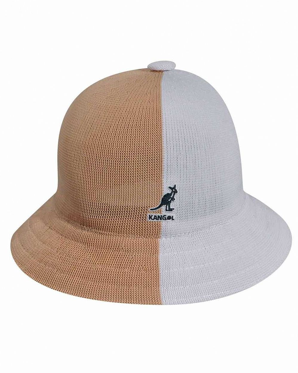 Панама Kangol Colour Block Casual White Nu отзывы