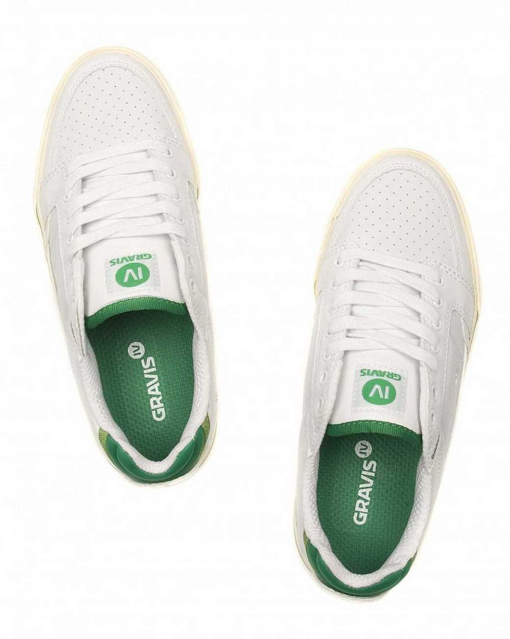 Кеды Gravis Lowdown MNS White отзывы