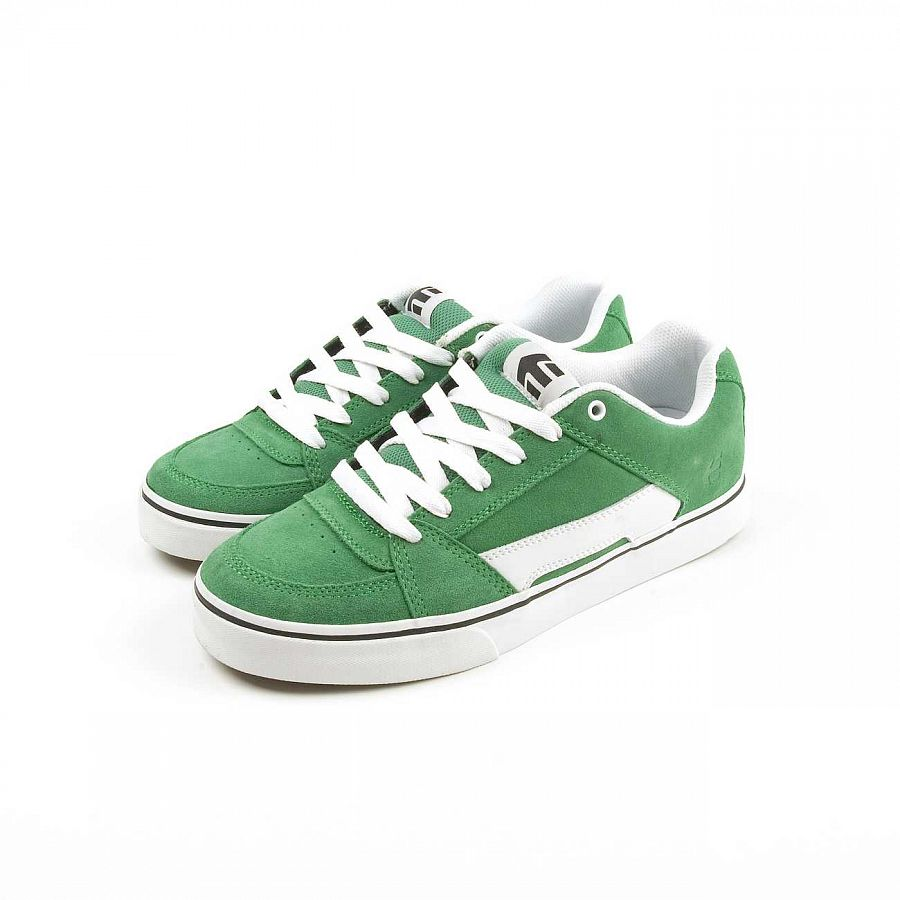 купить Кеды Etnies RVL Green/white в Москве