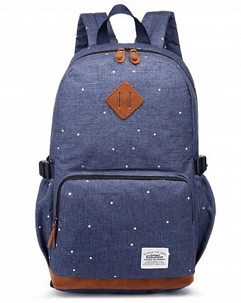 Рюкзак городской Kaukko Authentic Bags Co.Ltd K1005 Navy