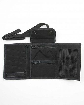 Кошелек Carhartt USA Travel Wallet Black