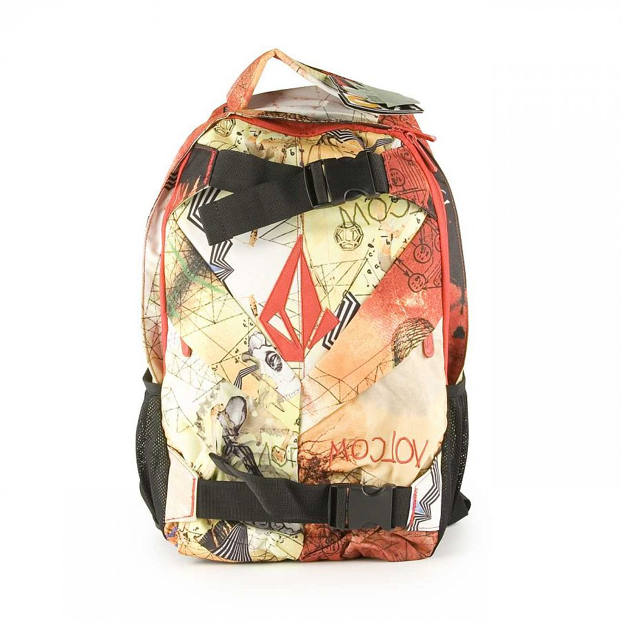 Рюкзак Volcom New Standard Backpack Mlt+ea отзывы