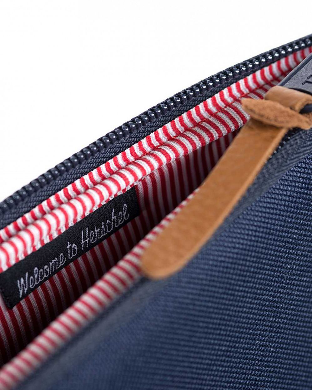 Чехол Herschel Anchor Sleeve для iPad Khaki Polka Dot Navy интернет-магазин в Москве
