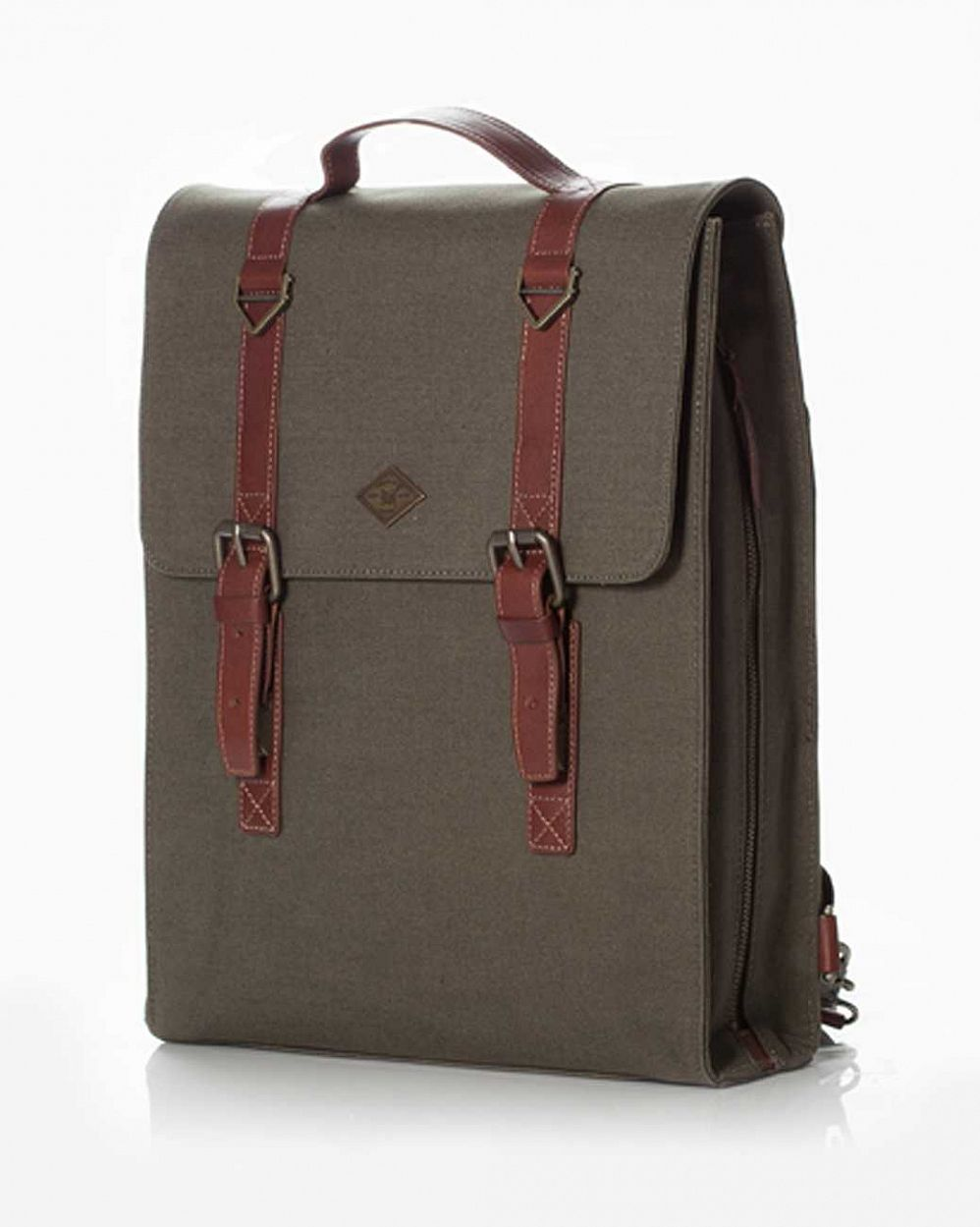 Рюкзак Brownbreath Backpack Artisan 3way GU - Khaki отзывы