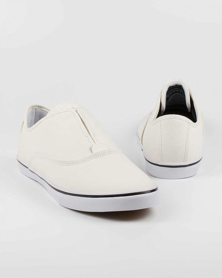 купить Кеды Gravis Dylan Slip On LX MNS White Wax в Москве
