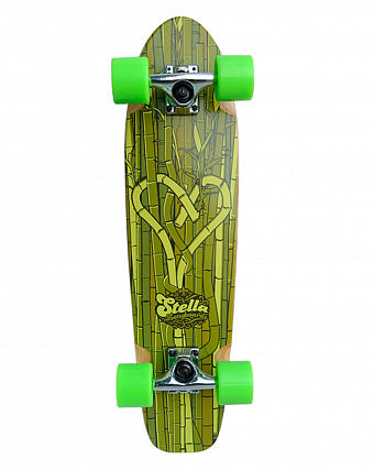 Пенни борд рыбка Stella Longboards BEER RUNNERS ONE LOVE