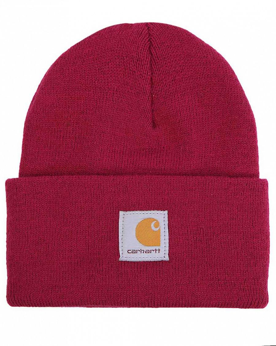 Шапка Carhartt USA Acryllic Watch Hat WA018 648 отзывы