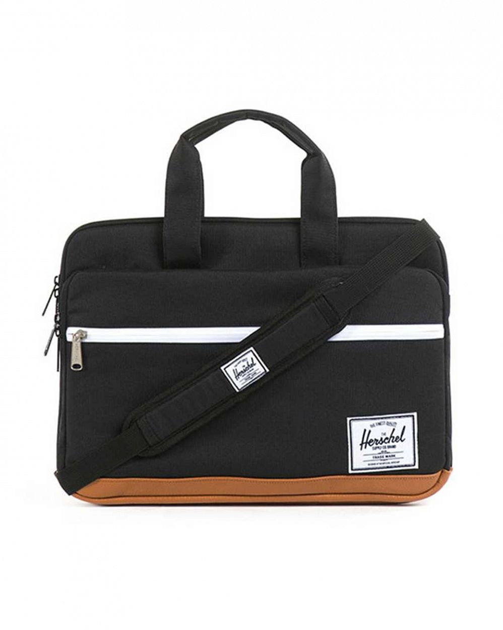 купить Сумка Herschel Pop Quiz Carry All для 13'' Macbook Black в Москве