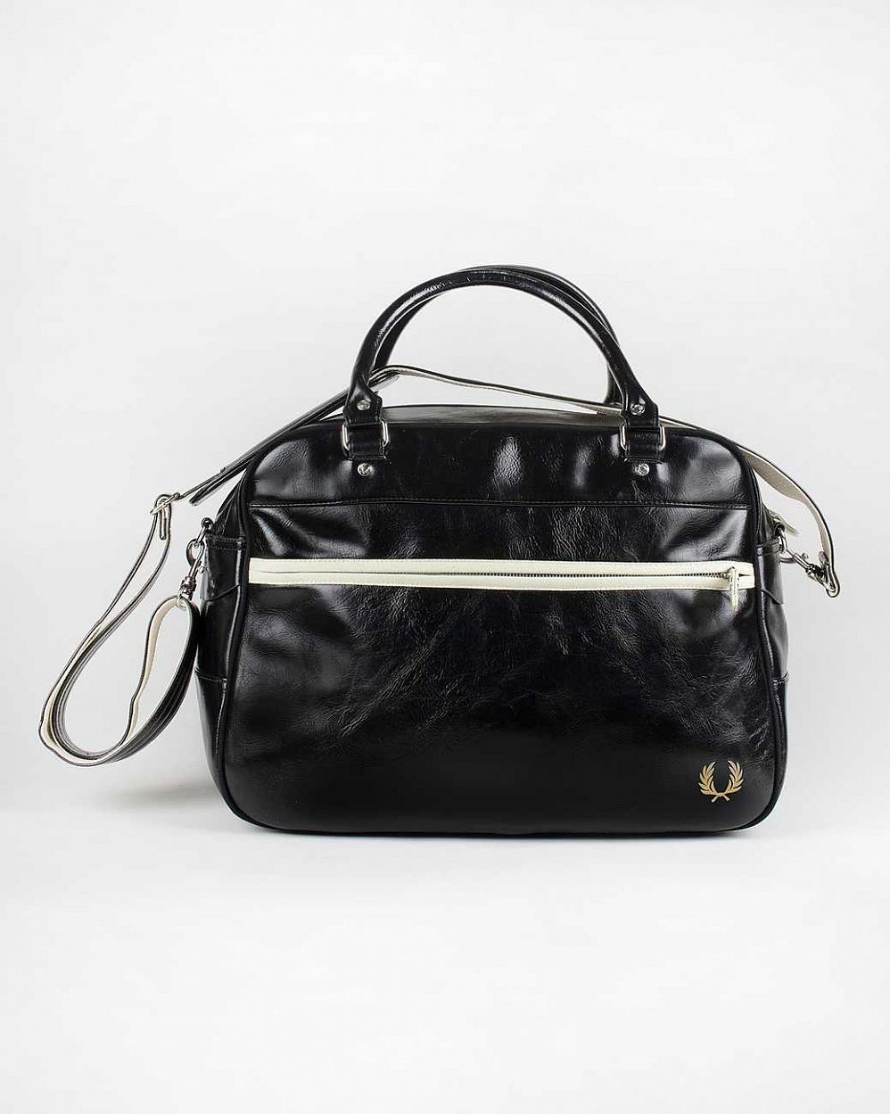 Сумка Fred Perry L1181 Classic Overnight Bag Black отзывы