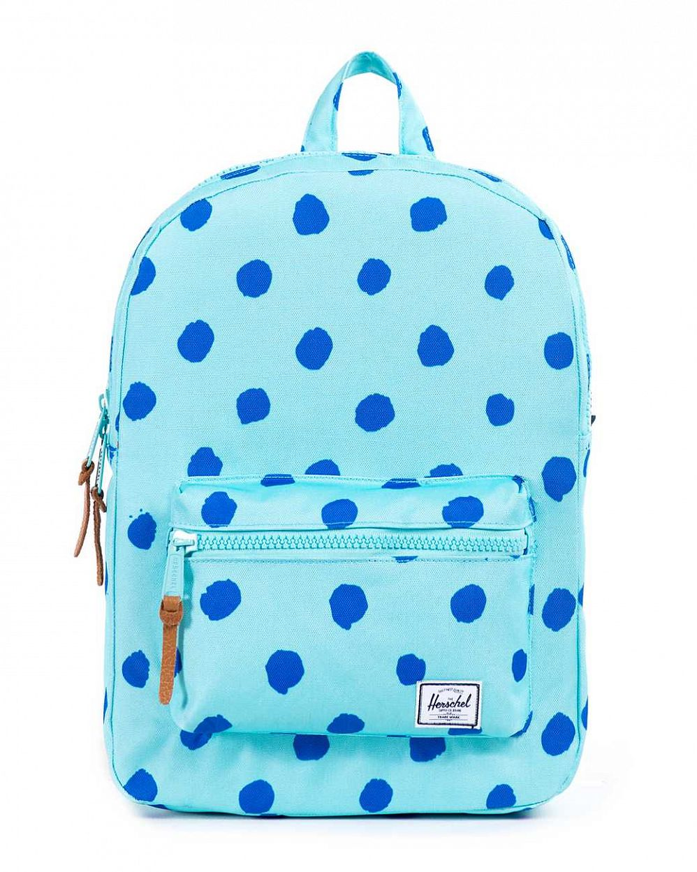 купить Рюкзак Herschel Settlement Youth Teal Cobalt Polka Dot в Москве