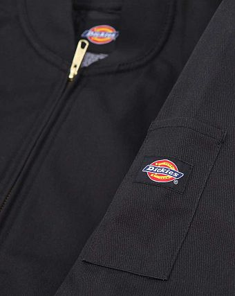 Куртка бомбер Dickies 1922 Lined Team Jacket Black