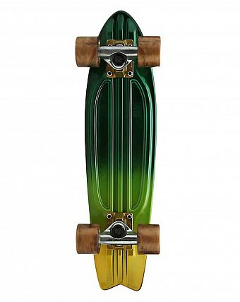 Пенни борд рыбка Globe Faded Bantam St lowrider green 23
