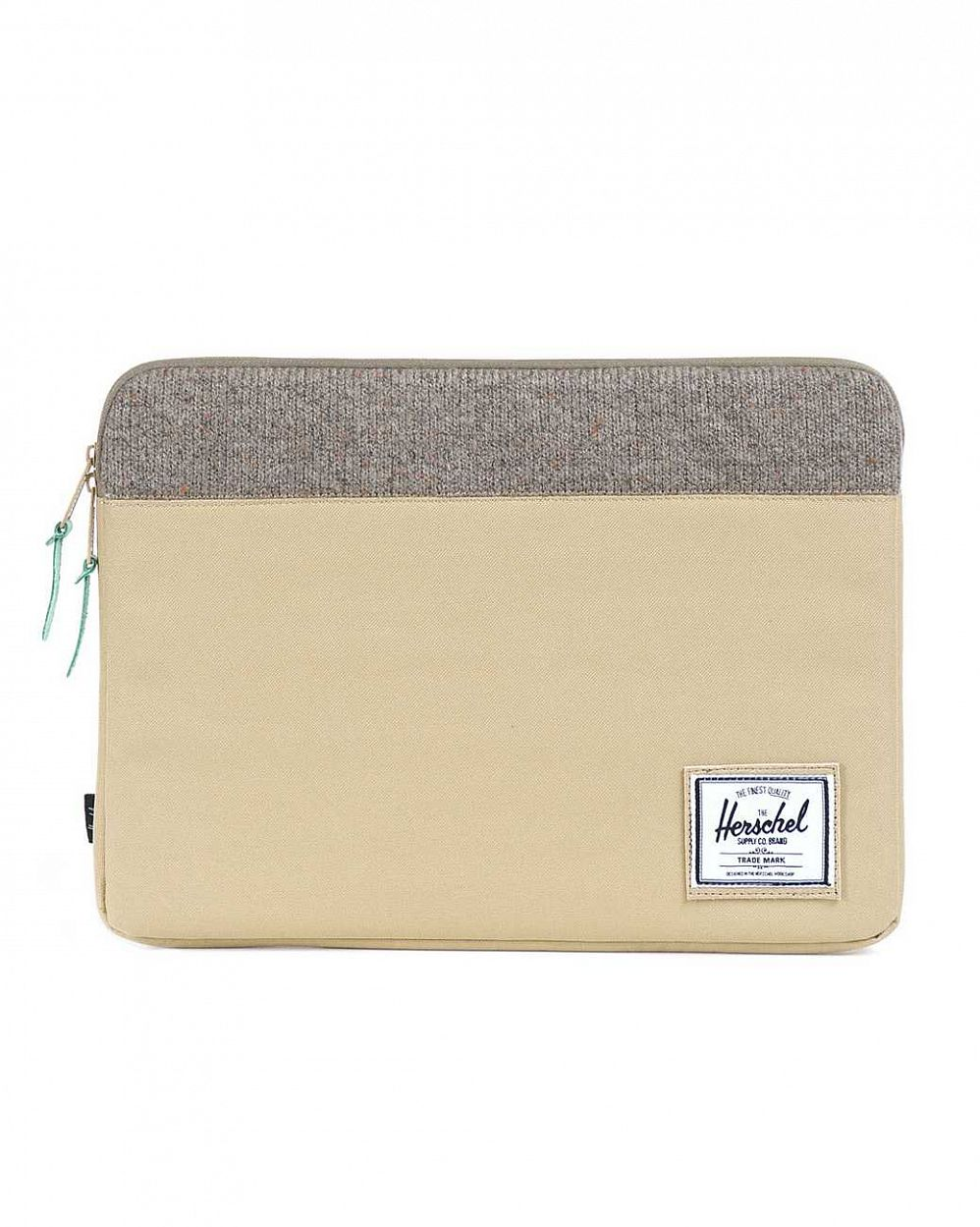 Чехол Herschel Anchor Sleeve для 15'' Macbook Khaki отзывы
