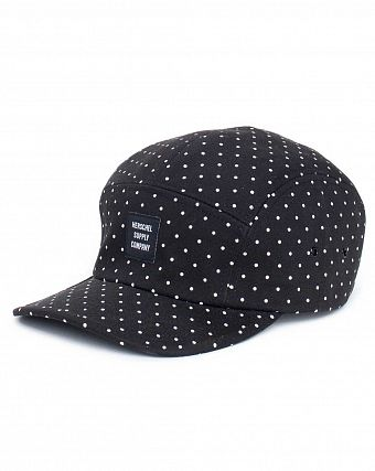 Бейсболка Herschel Supply Co Glendale Polka Dot Small