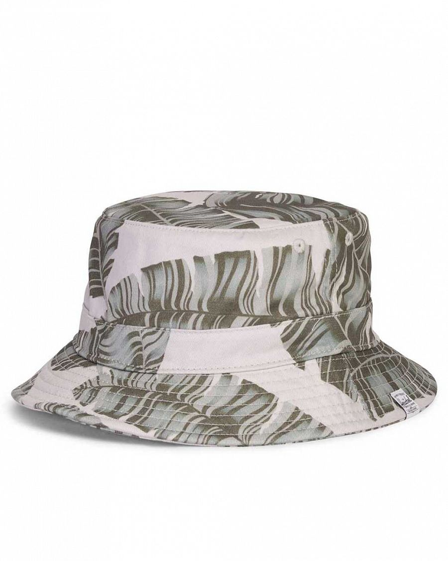 Панама Herschel Supply Co Lake Cotton Silver Birch Palm отзывы