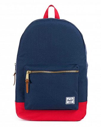 Рюкзак Herschel Settlement Navy Red