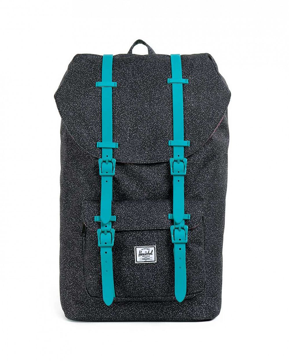 купить Рюкзак Herschel Little America Speckle Teal Rubber в Москве