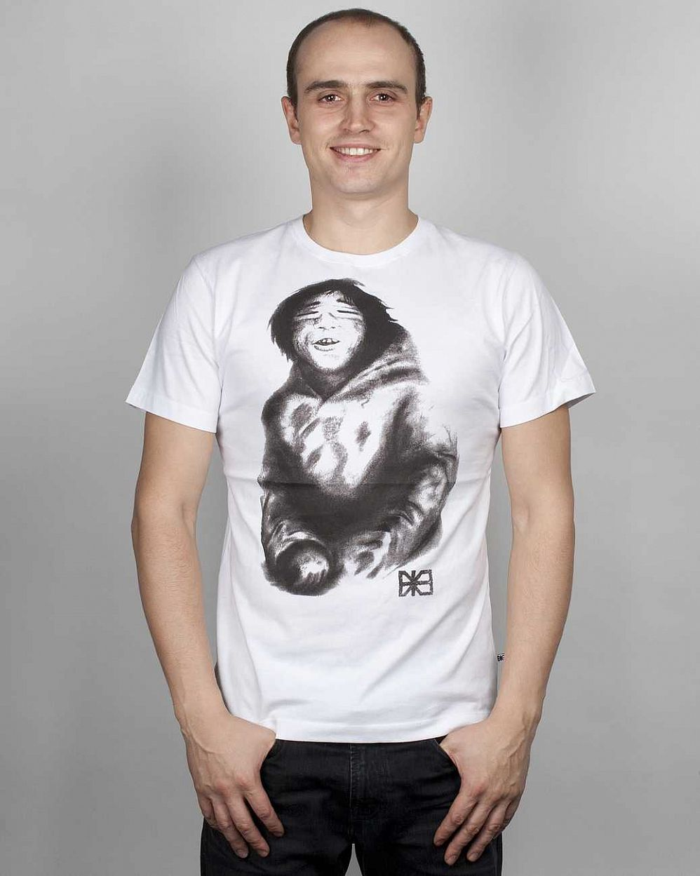 купить Футболка Makia Inuit Man T-shirt White в Москве